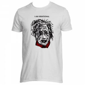 einstein relativity t-shirt